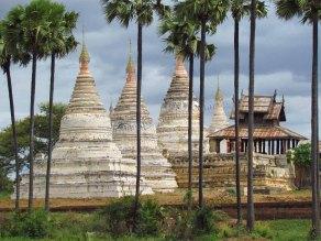 Bagan - Sur le chemin des temples