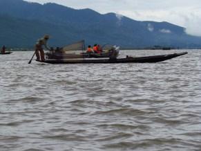 Lac Inle - Les pêcheurs