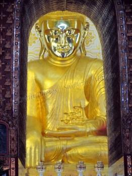 Lac Inle - Nyaung Shwe - Temple 'Yadana Man Aung Paya'