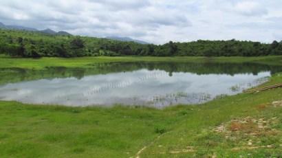 Lac Inle - Sur le chemin de 'Red Mountain', lac