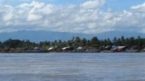 Voyage en bateau sur la Rivière Irrawaddy de Bhamo à Kata