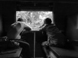Voyage en train entre Pyin Oo Lwin et Nawngpeng