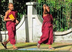 Yangon - Au hasard des rues