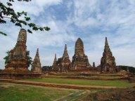 Ayutthaya - Temple 'Wat Chaiwatthanaram'