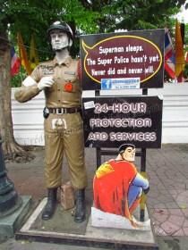 Bangkok - Ile de Rattanakosin - Au hasard des rues