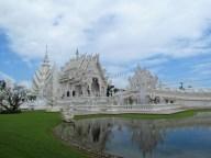 Chiang Rai environs - Temple 'Wat Rong Khun'