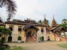 Lampang - Temple 'Wat Sri Choom'