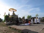 Phayao - Temple 'Wat Tilok Aram', temps de prières