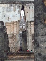 Sukhotai - Parc historique - Temple 'Wat Si Chum'