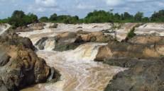 4000 îles - Don Khon - Rivière 'Mékong'_Cascade 'Li Phi'