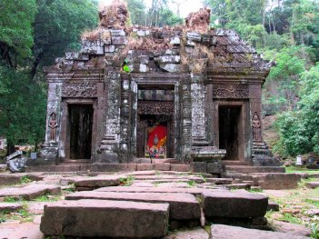 Champassak - Temple 'Wat Phou'