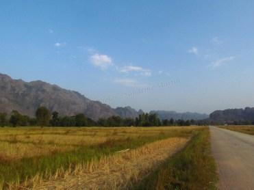 Thakek - The loop - Sur la route de la grotte 'Kong Lor'