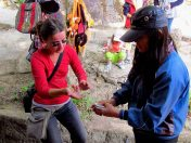Da Lat - Cascade 'Cam Ly', rencontres, démonstration de magie pour les locaux