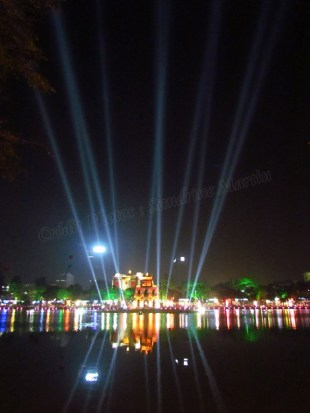 Hanoi - Lac 'Hoan Kiem'