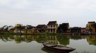 Hoï An - Rivière 'Thu Bon'