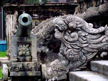 Hué - Citadelle impériale