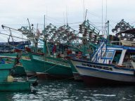 Ile de Phu Quoc - An Thoi - Port