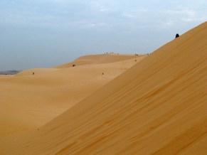 Mui Ne - Dunes de sable blanc