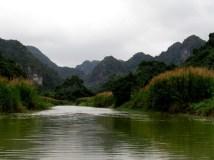 Ninh Binh - Balade sur la rivière