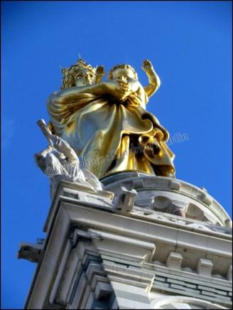 Bouche du Rhône - Marseille - Basilique Notre Dame de la Garde