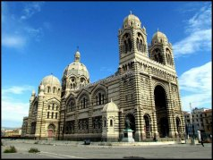 Bouche du Rhône - Marseille - Cathédrale Sainte-Marie-Majeure