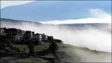Pyrénées-Orientales - Les Angles - 'Le village dans les nuages'