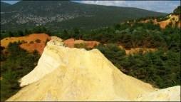 Vaucluse - Colorado de Rustrel - Le Sahara