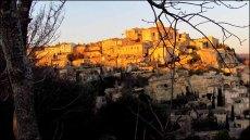 Vaucluse - Gorde - Vue sur le village