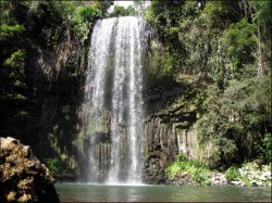 Entre Northen Territory et Cairns - Région de Wooroonooran National Park - Ellinjaa falls (2)