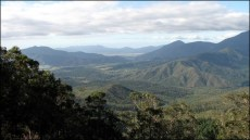Entre Northen Territory et Cairns - Région de Wooroonooran National Park -Heales look out