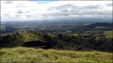 Entre Northen Territory et Cairns - Région de Wooroonooran National Park -Millaa Millaa look out