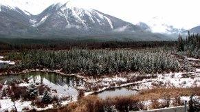 Parc national de Banff - Vermilon Lake