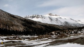 Parc national de Jasper - Icefields Parkway