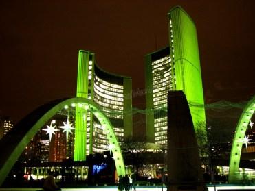 Toronto - Architecture, City Hall