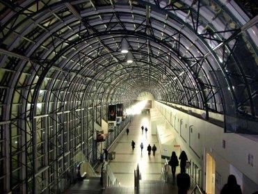 Toronto - Architecture, gare 'Union station'