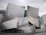 Californie - Los Angeles - Downtown - Walt Disney, Concert Hall