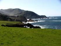 Californie - Monterey - Sur la route de Carmel