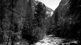 Californie - Parc National Yosemite - Mist Trail to Vernal Fall