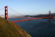 Californie - San Francisco - Golden Gate bridge