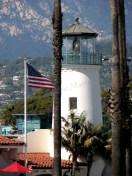 Californie - Santa Barbara - Light house