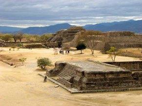 Oaxaca - Monte Alban