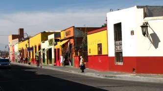 Puebla - Cholula, au hasard des rues