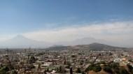 Puebla - Cholula, vue sur la ville