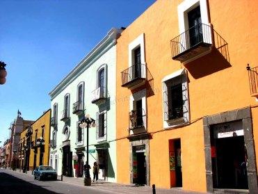 Puebla - Puebla - Centre, au hasard des rues