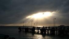 Quintana Roo - Isla Mujeres - Coucher du soleil