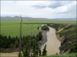 Orkhon Valley, rivière