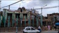 Katmandou - Durbar Square, au hasard des rues, conséquences au tremblement de terre d'avril 2015