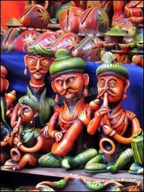 Delhi - Market 'Dilli Haat'