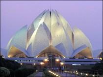 Delhi - Temple 'Lotus'