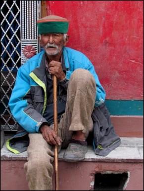 Himalaya - Vallée de Kinnaur - Sangla - Monastère, les locaux